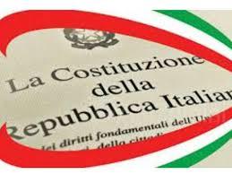 Miniatura per l'articolo intitolato:La Costituzione, punto di riferimento comune